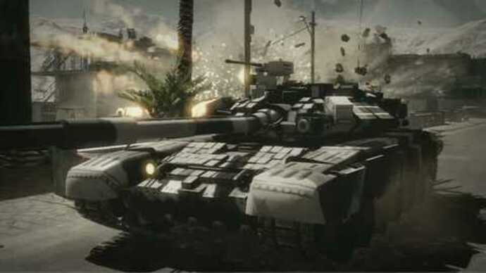 Battlefield Bad Company 2 PS3 Beta trailer