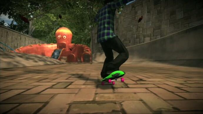 Tony Hawk: Ride - Gameplay