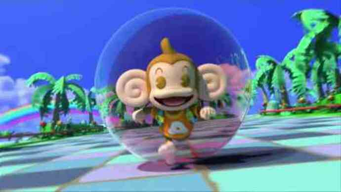 Super Monkey Ball: Step and Roll gameplaytrailer