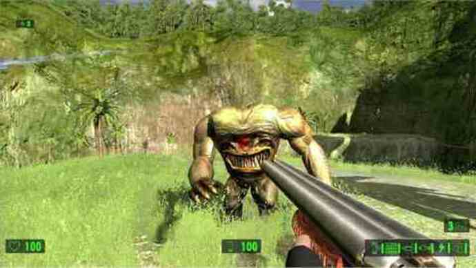 Exclusive: Serious Sam HD launch date trailer