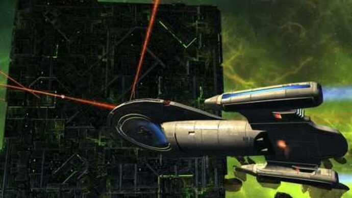 Star Trek Online - Gameplay trailer