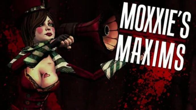 Borderlands - Mad Moxxi's Underdome trailer