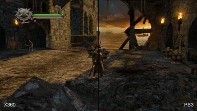 Dante's Inferno: Xbox 360 versus PS3 Face-Off