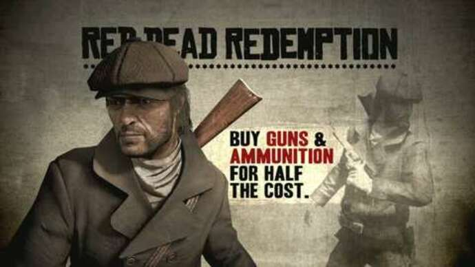 Red Dead Redemption - Costumes Trailer