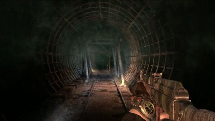 DigitalFoundry- Metro 2033 Environments and Gameplay