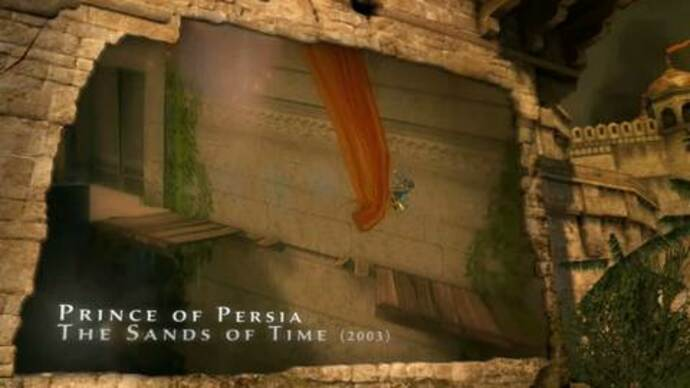 Prince of Persia: The Forgotten Sands - Gameplay