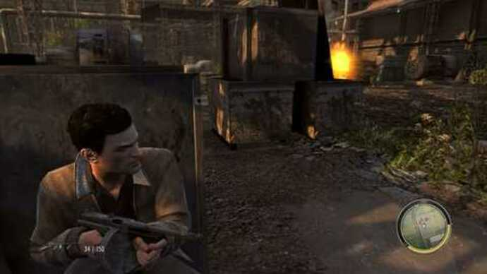90 seconds of Mafia II gameplay