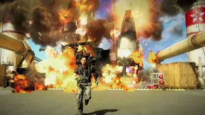 Just Cause 2 - LaunchTrailer