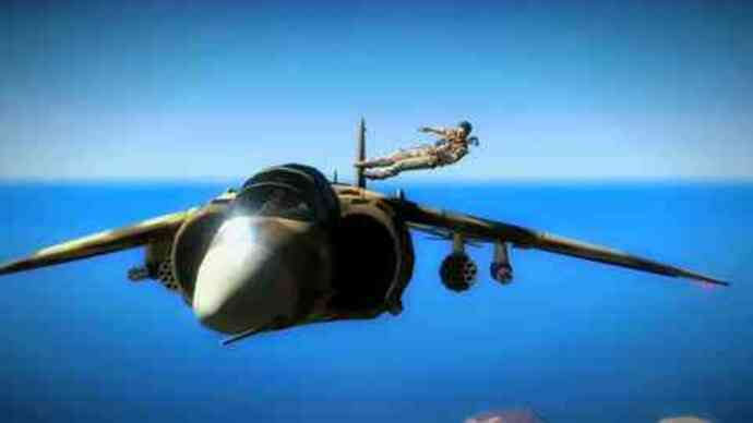 Just Cause 2 launch trailer