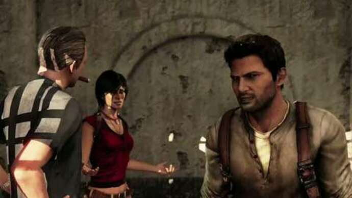 Uncharted 2: The E3 Trailer