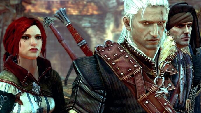The Witcher 2 -Teaser-Trailer