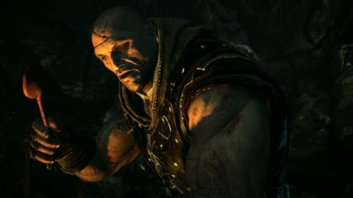 First trailer for The Witcher 2