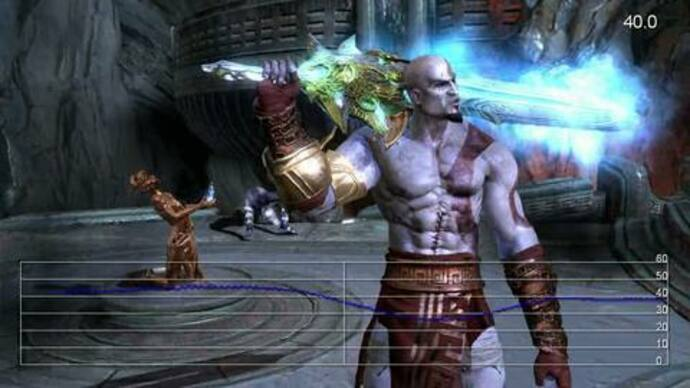 DigitalFoundry- God of War III performance analysis