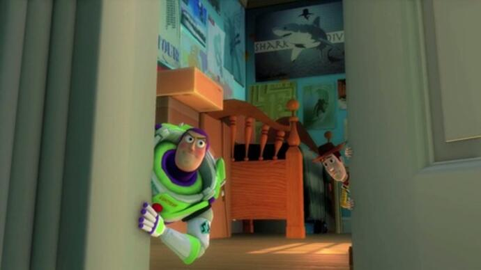 Toy Story 3 - Primeiro Trailer