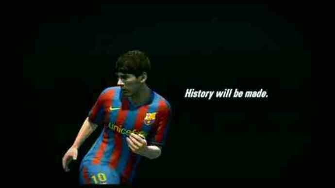 First PES 2011trailer
