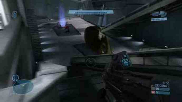 Halo: Reach - Sword Base gameplay