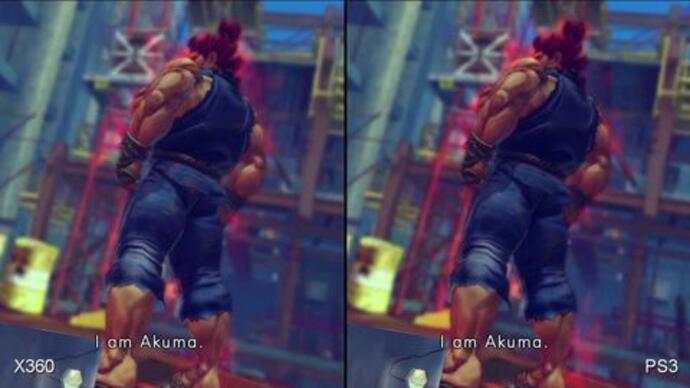 Super Street Fighter IV Face-off