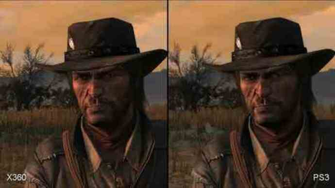 Red Dead Redemption Face-Off