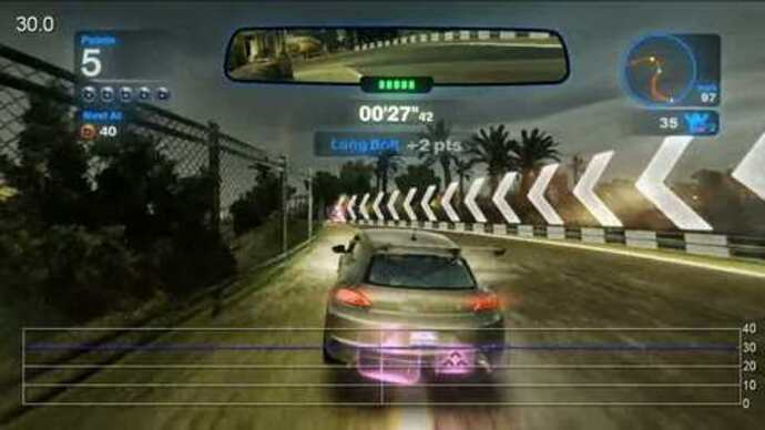 Blur: PlayStation 3 Performance Analysis