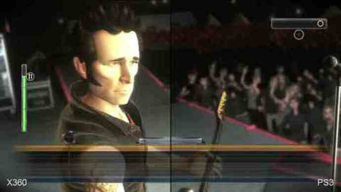 Green Day: Rock Band Xbox 360/PS3Face-Off