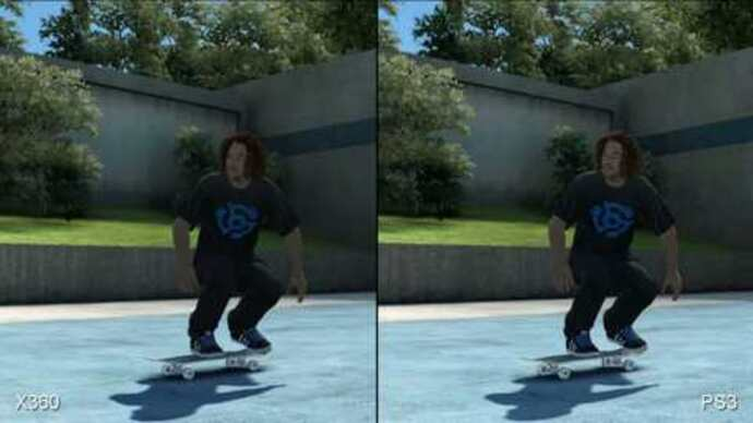 Skate 3: Xbox 360/PS3 Face-Off