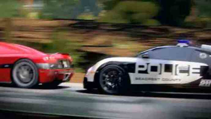 Need For Speed: Hot Pursuit E3 trailer