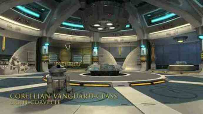 Star Wars: The Old Republic gameplayclips