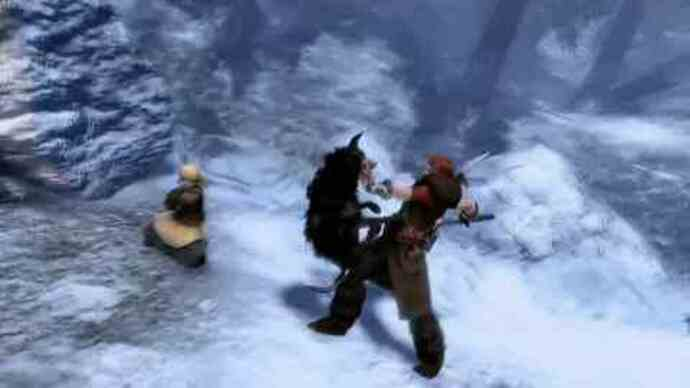 A first look at some Fable III gameplay
