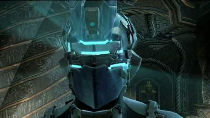 Dead Space 2 gameplay footage