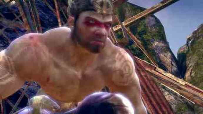 Enslaved: Odyssey to the Westgameplay