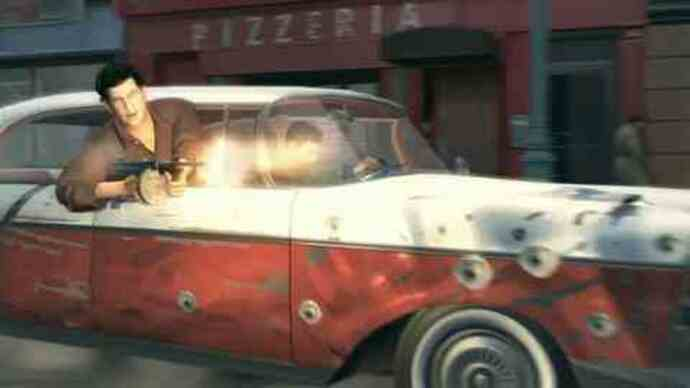 Mafia 2 Kick in the Head trailer