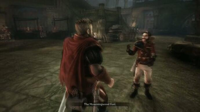Fable III - Mourningwood Fort gameplay