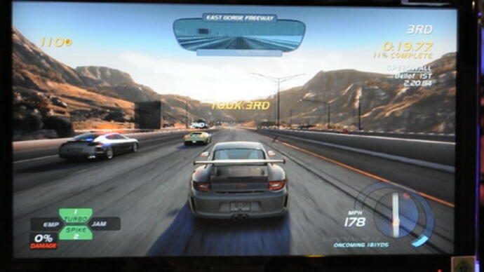 Need for Speed: Hot Pursuitgameplay