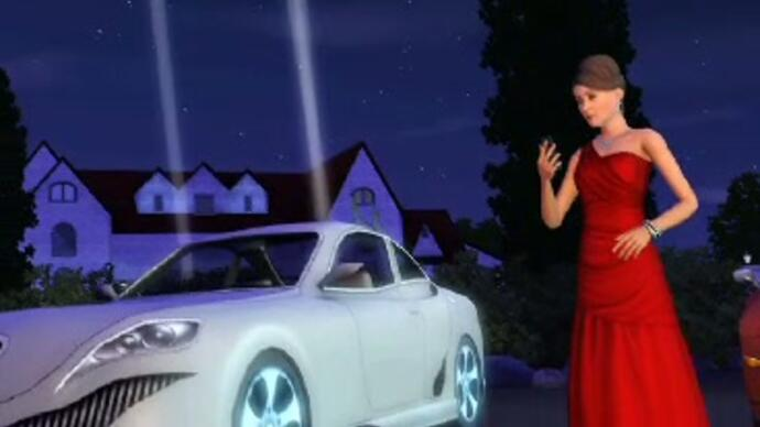 Sims 3 launches Fast Lane Stuff pack
