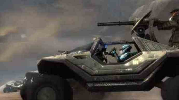 Halo Reach co-op campaign gameplay