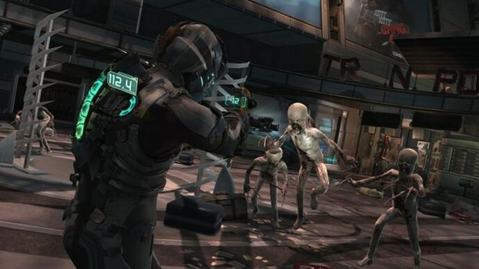Dead Space 2 -Multiplayer-Trailer