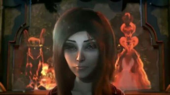 Alice Madness Returns trailer