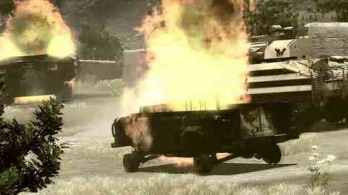 ArmA II: British Armed Forces - Launchtrailer