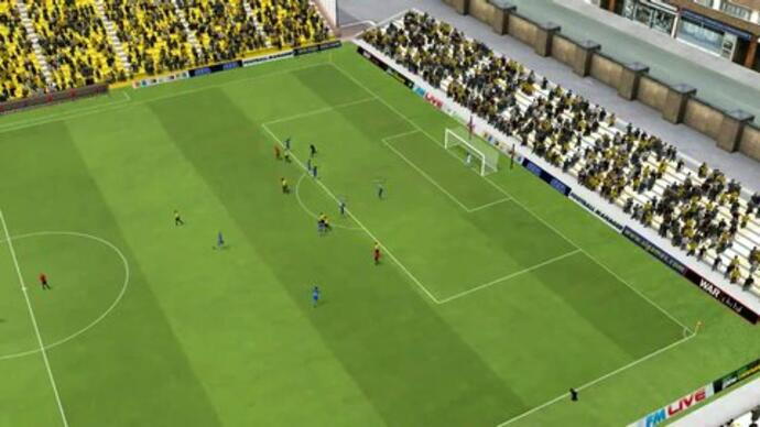 Football Manager 2011gameplay
