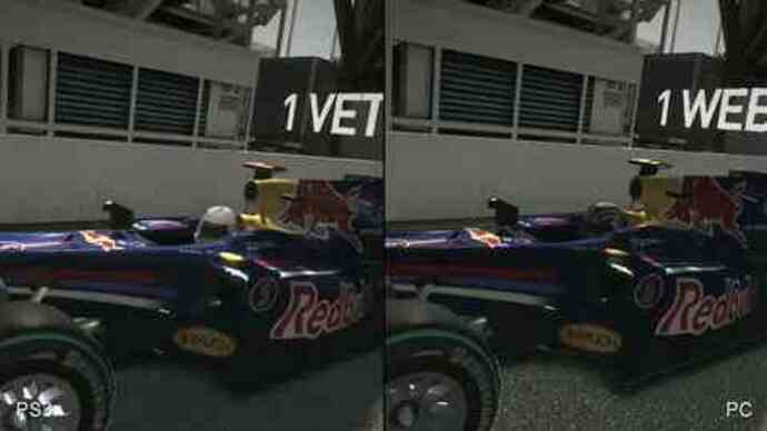 F1 2010: PS3 vs. PC Face-Off