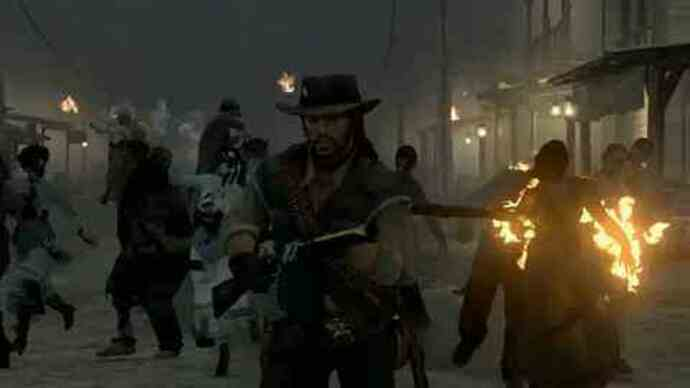RDR: Undead Nightmare trailer