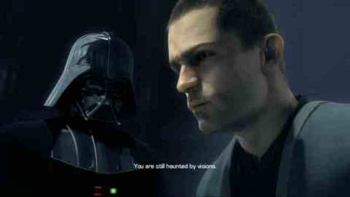SW: The Force Unleashed II gameplay