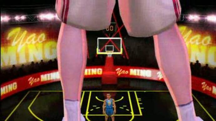 NBA Jam launch trailer for PS3,360