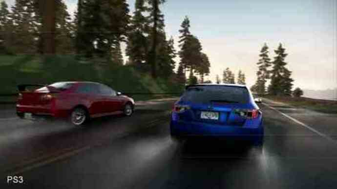 NFS: Hot Pursuit Triple-Format Face-Off