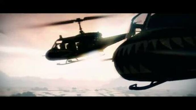 Battlefield: BC2 Vietnam launch trailer
