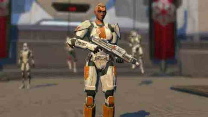 Star Wars: The Old Republic - Soldat-Trailer