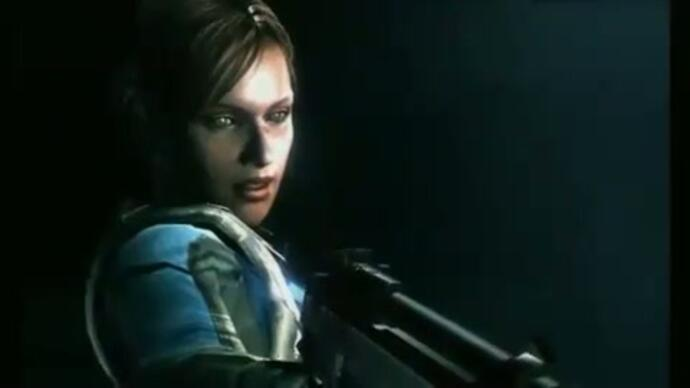 Resident Evil 3DS - Gameplay-Video