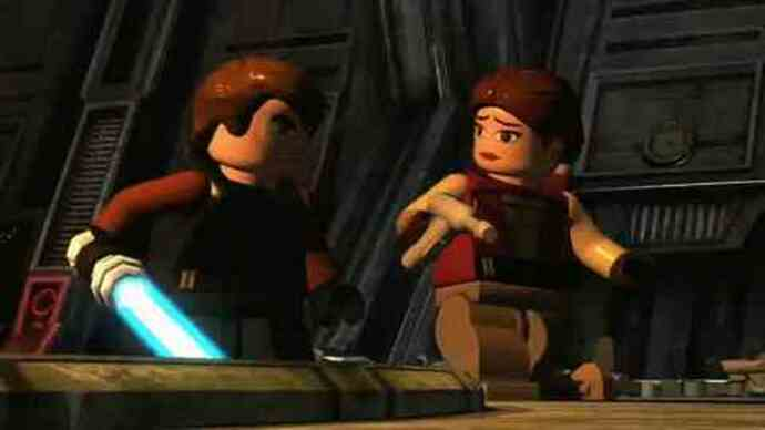 LEGO Star Wars III: The Clone Wars - Wii trailer