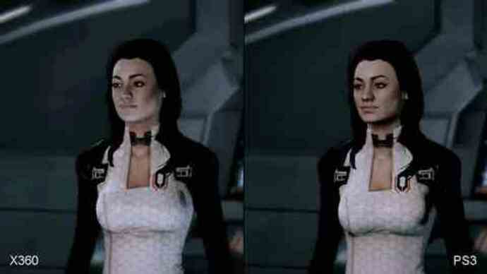 Mass Effect 2: PS3/Xbox 360Face-Off