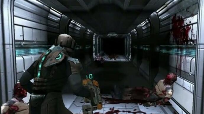 Dead Space Iphone -Gameplay